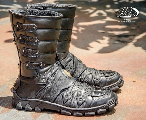 Stock boots every In SACRED Genuine sacred dream 100 step Idol leather your way through Dance STEPPER BOOTS the ~ a Make step Wares I1BC1R