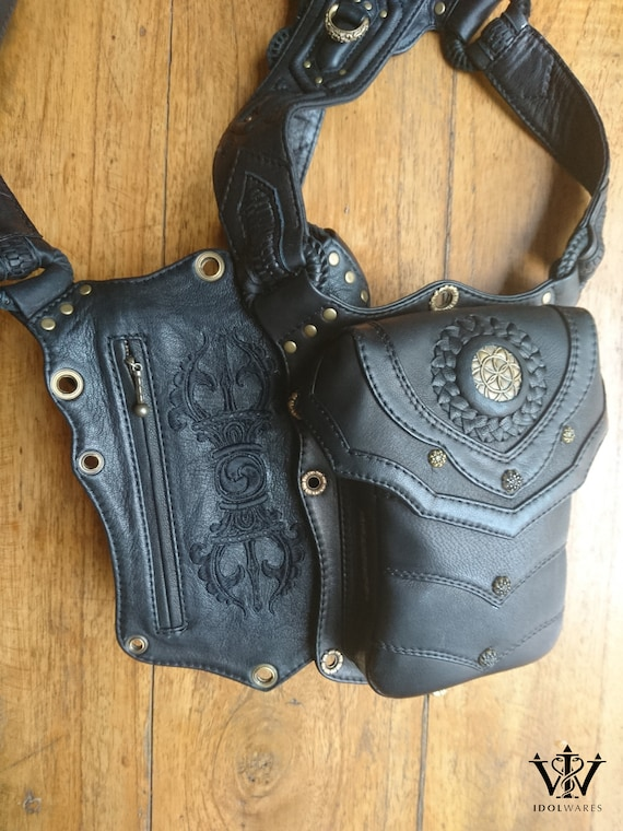 inner embody In stock WOLF EDITION your HOLSTER Totem holster Idol Wares The by Spirit to Harness the archetype sacred qFPqAw