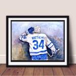 Auston Matthews // Toronto Maple Leafs // Hockey // NHL
