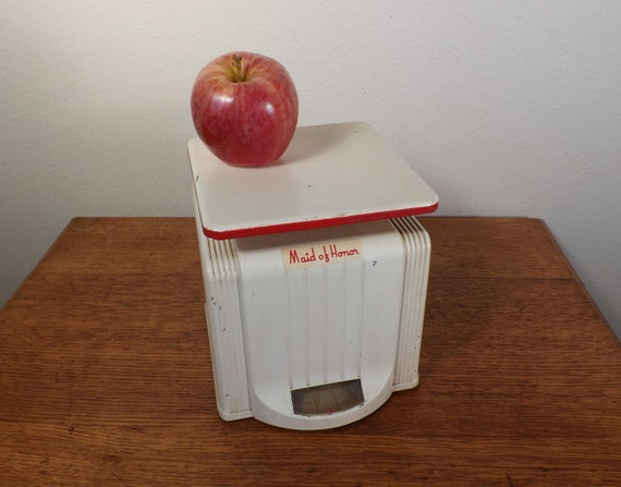 Scale Household Kitchen Scale Sears Maid Of Honor Weighs To Etsy