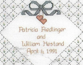 This Little Trifling Thing Little by Little Cross Stitch Pattern Leaflet NEW