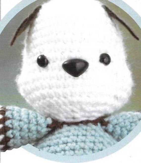 Ocio arte lindos animalitos Crochet patrones animales peluche