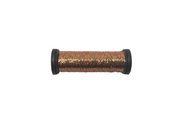 Kreinik Metallics Blending Filament Bronze 021HL