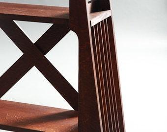 Mission Style, quartersawn Oak, Joseph P. McHugh Table.