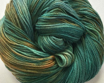 Extra Fine Merino DK Weight- Aging Copper