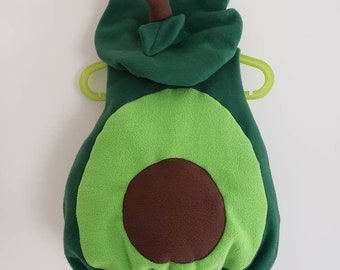 Baby Toddler Avocado Costume