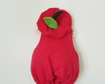 Baby Costume Apple