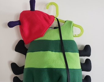 A Very Hungry Caterpillar Baby Costume