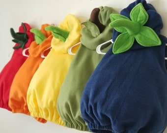 Baby Toddler Fruit and Vegetable Costume