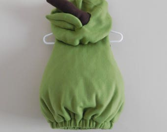 Baby Toddler Pear Costume