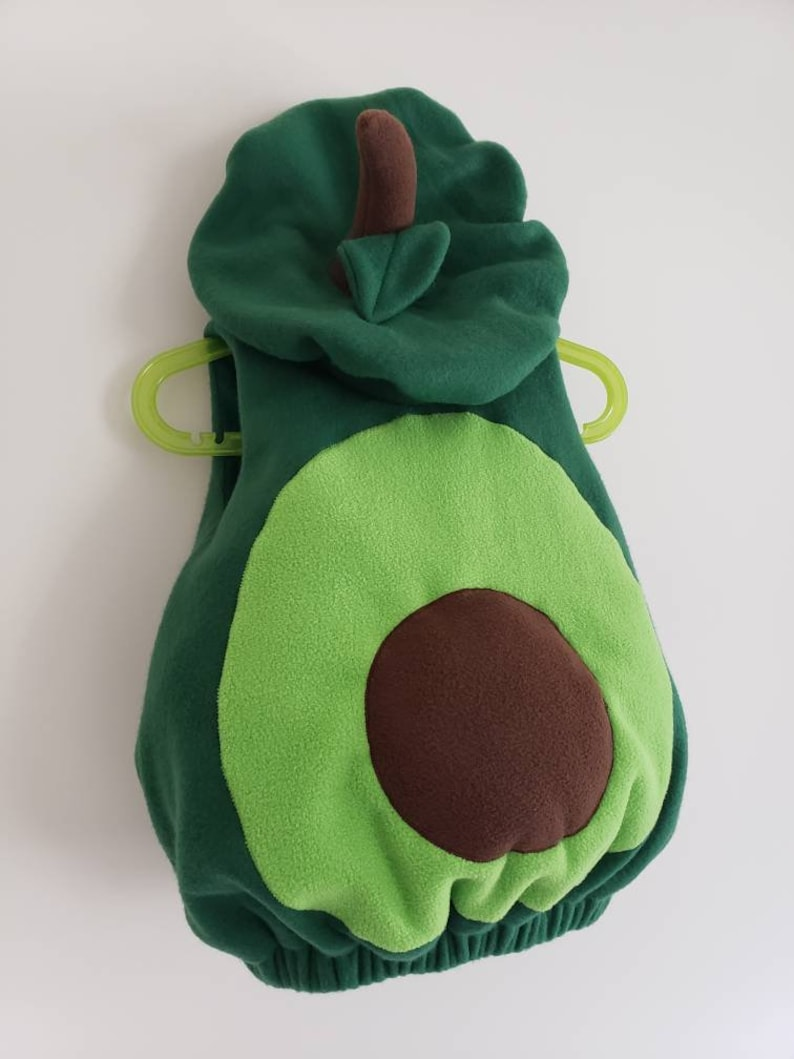 Baby and Toddler Avocado Costume