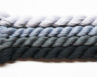 Silk /& IVORY-ADMIRAL-BLUE-036-1 SKEINS with This Listing