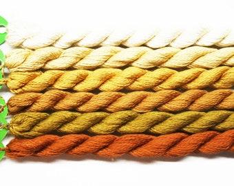 Classic Silk Threads Vineyard Silk Threads Sale 5.80 Each 100/% Chinese Silk Vineyard Silk Classic Needlepoint Threads Teals Threads