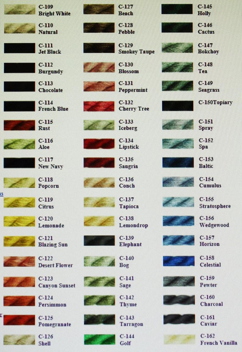 Silk Yarns Vineyard Silk Classic 5.80 Each Vineyard Silk Thread 100/% Chinese Silk Yarn Vineyard Silk Yarn Needlework Silk Silk Threads