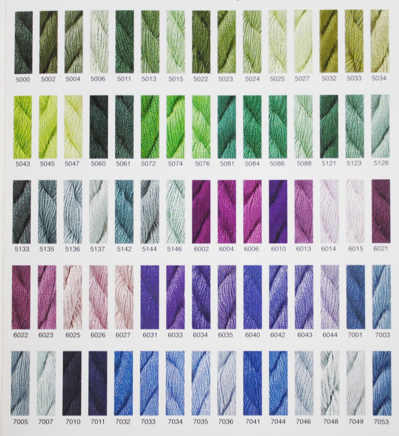 Needlework Threads Silk Yarns Caron Impressions Solid Colors Wool Blends Crewel Yarns Impressions Yarn 5.60 Each Embroidery Threads