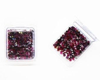 Swarovski Bicone Beads, Swarovski 4mm Bicones, Swarovski Mix 18 Vineyard, Swarovski Beads, Swarovski Bicones, Beading Supplies, Beads