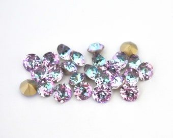 Vitrail Light 39ss / 8mm 1088 Chatons Barton Crystals - Multiple Pack Sizes Available