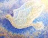 Peace Dove - Limited Edit...