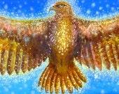 Sacred Eagle -  High Qual...