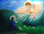 The Annunciation - Hand E...