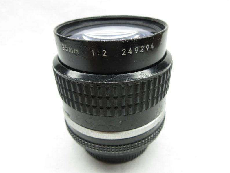 Nikon lens Nikkor 35/2 AIS, 249294