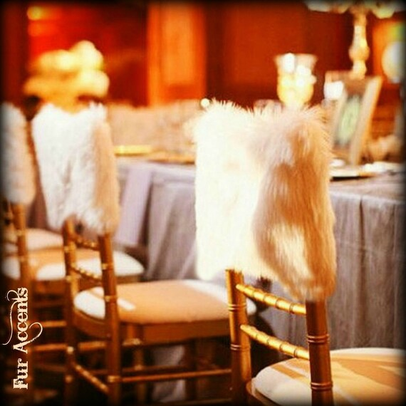 Terrific Fluffy Soft Faux Fur Chair Caps Slip Covers Shaggy Shag Fake Fur Perfect For Weddings Parties Special Events Quinceanera Ball Room 60 Colors Pdpeps Interior Chair Design Pdpepsorg
