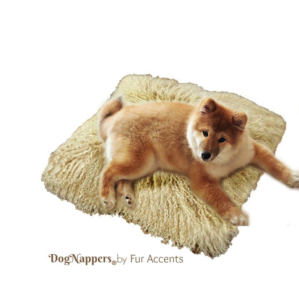 SALE Dog Bed Pet Cat Mat Faux Fur Shaggy Long Hair