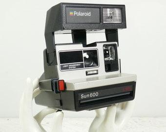 Appareil photo instantané Polaroid Vintage Sun600 LMS testé rétro