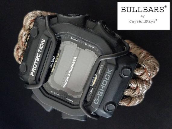 Bullbars For Gx56 By Jaysandkays Casio Gshock Gwx56 Wire Etsy