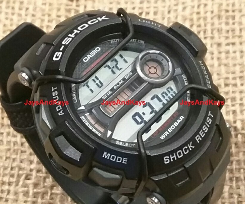 BULLBARS® for 200 by JaysAndKays® Casio GShock GD200 Wire Guards