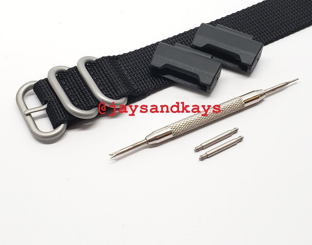 Jaysandkays Convertibles Adapters And Strap Kit For Casio Etsy Baby G Bg 1006sa 1 Original Babyg Gshock