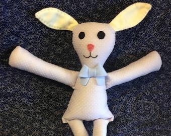 Lavender Bunny Toy
