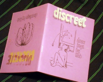 Discreet/Discrete (minicomic)