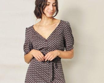 FEMKIT Jersey dress T.A.N.V.I