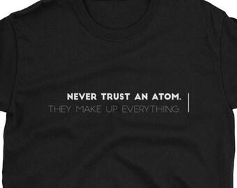 Funny Atom T-Shirt
