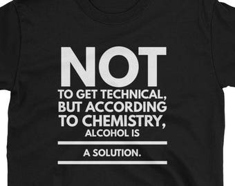Funny Chemistry T-Shirt