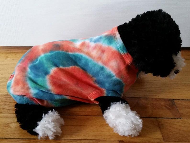 7794b023d0e Tie Dye Dog T-Shirt Tie Dye Dog Shirt Tie Dye Dog Dog
