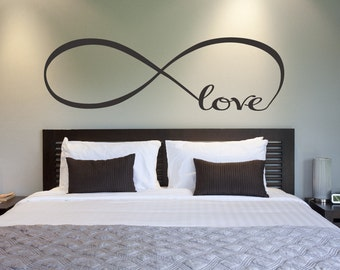 Bedroom Wall Decal Etsy