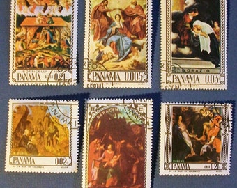 1966 stamps | Etsy