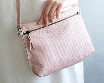 Small Leather Bag, Rustic Purse, Women Crossbody Bag, Leather Purse, Small Leather Clutch, Handbag