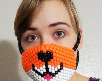 Galaxy Fox Kandi Mask