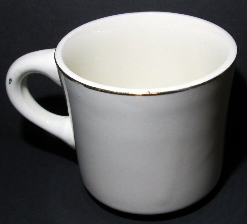 Vintage BSA WWW 133 Ma-Nu Coffee Mug Cup Oklahoma Boy Scouts Order of the Arrow