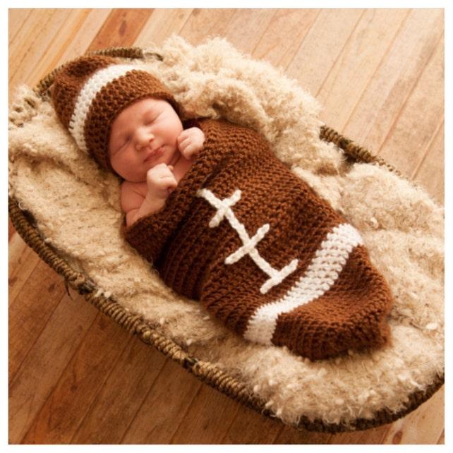Neugeborenes Baby Halloween Kostüm Muster Kind Fußball Kokon | Etsy