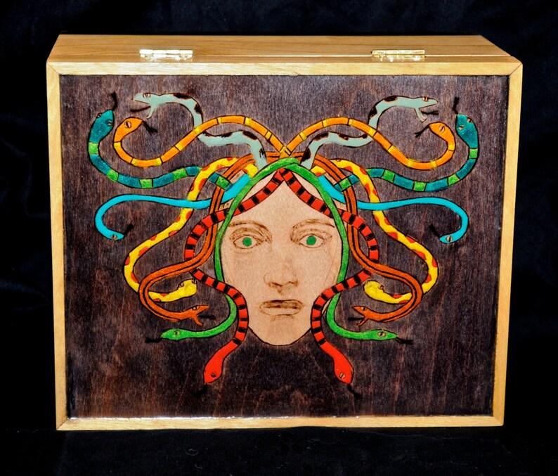 Medusa Box-OOAK image 0