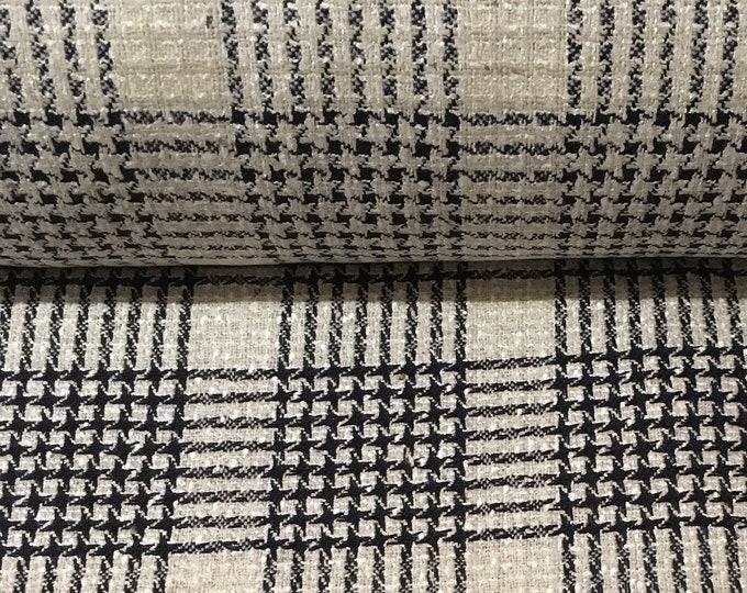 Italian Silk Wool Fabric