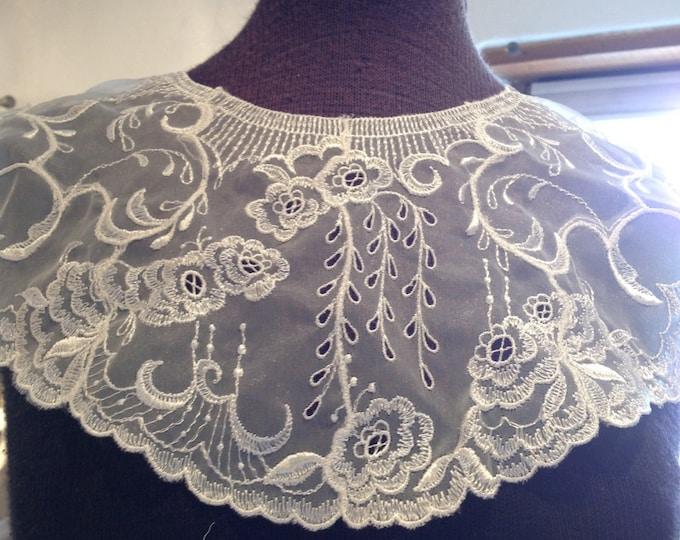 Organza Collars