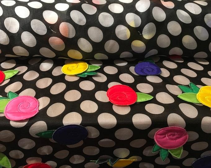 Haute Couture Silk Gazar