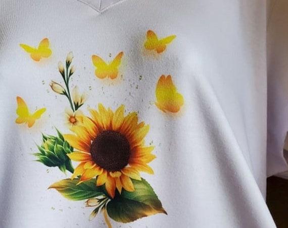 Choose to Shine Sunflower T-Shirt