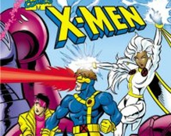 CLEARANCE!  X-men Personalized Book, Fast Shipping!