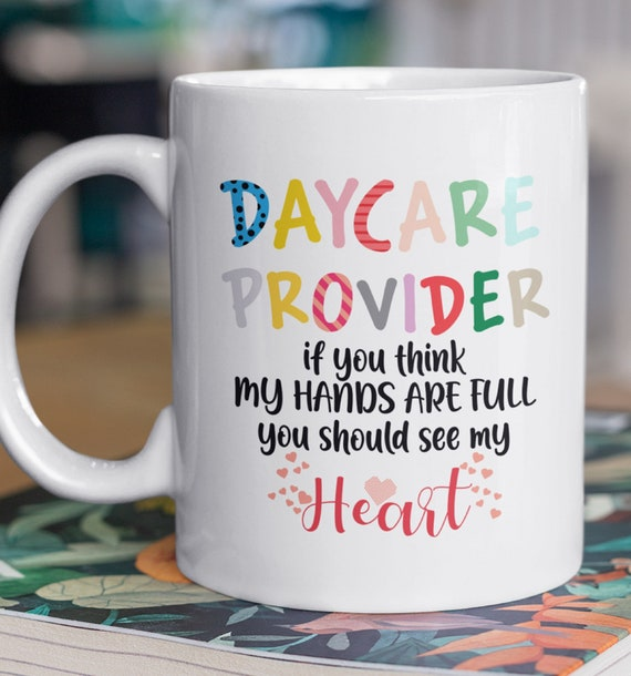 DayCare Provider Gift, Gift for Daycare, Childcare